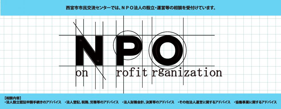 NPO法人の設立,NPO法人の運営相談